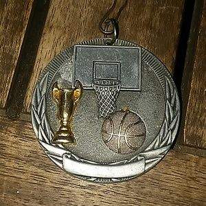 2004 4th place BASKETBALL Medal